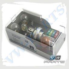 Комплект запасных лампочек VAG 000998204Q