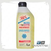 Жидкость стеклоомывателя (зимний концентрат) LIQUI MOLY (1л.)