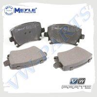 Колодки тормозные задние Meyle 0252391417