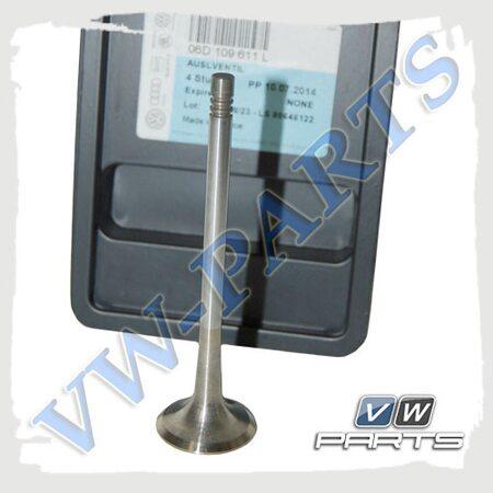 Клапан выпускной VAG 06D109611L