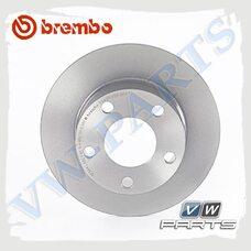 Диск тормозной задний Brembo 08.5743.11