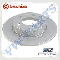 Диск тормозной задний Brembo 08.7165.11