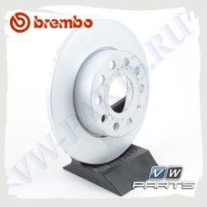 Диск тормозной задний Brembo 08.9488.10