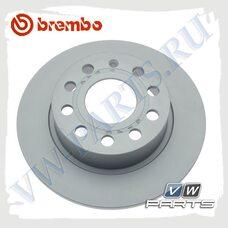 Диск тормозной задний Brembo 08.9502.11