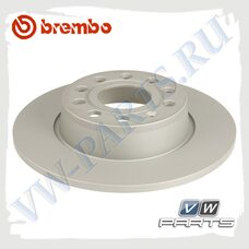 Диск тормозной задний Brembo 08.B413.10