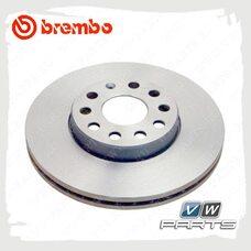 Диск тормозной передний Brembo 09.9145.11