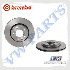 Диск тормозной задний Brembo 09.9582.11