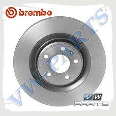 Диск тормозной задний Brembo 09.B969.11