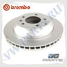 Диск тормозной задний Brembo 09.C884.11