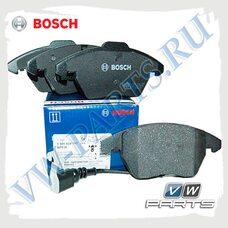 Колодки тормозные передние Bosch 0986424797