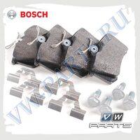 Колодки тормозные задние Bosch 0986461769