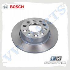 Диск тормозной задний Bosch 0986479099