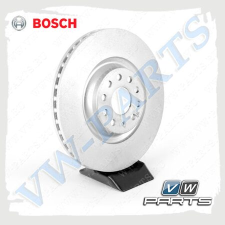 Диск тормозной передний Bosch 0986479734