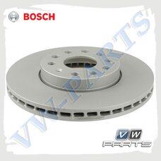Диск тормозной передний Bosch 0986479939