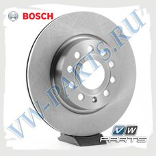 Диск тормозной передний Bosch 0986479940