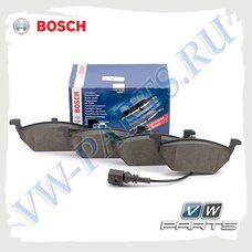 Колодки тормозные передние Bosch0986494019
