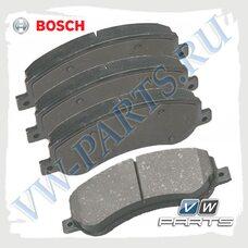 Колодки тормозные передние Bosch 0986494170