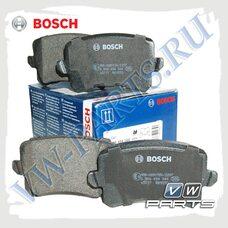 Колодки тормозные задние Bosch 0986494344