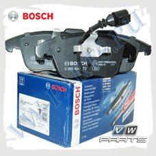 Колодки тормозные передние Bosch 0986494372