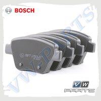 Колодки тормозные задние Bosch 0986494416