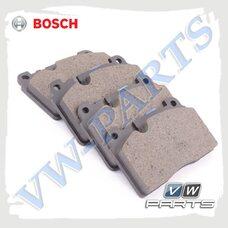 Колодки тормозные передние Bosch 0986494694