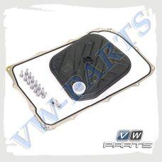 Комплект 8 АКПП (фильтр+прокладка) VAG, 0CM301519