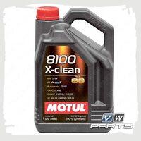 Масло моторное Motul 8100 X-Clean C3 5W40 (5л.)