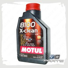Масло моторное Motul 8100 X-Clean C3 5W40 (1л.)