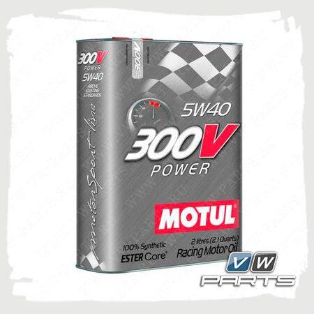 Масло моторное Motul 300 V Power 5W40 (2 л.)