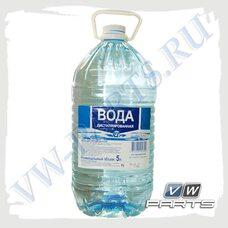 Вода дистиллированная (5 л) BELHIMGROUP