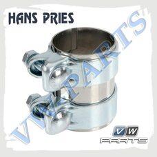 Хомут глушителя Hans Pries 107219685