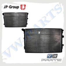 Радиатор системы охлаждения JP Group 1114208500