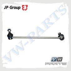 Стойка стабилизатора передняя JP Group 1140401700
