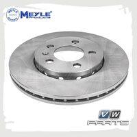 Диск тормозной передний Meyle 1155211018