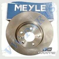 Диск тормозной передний Meyle 1155211094