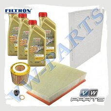 Набор ТО-1, ТО-3, ТО-5 для 1.2 MPI (60 л.с.) Filtron 1198171
