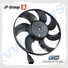 Вентилятор системы охлаждения двигателя JP Group 1199101880