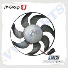Вентилятор системы охлаждения двигателя JP Group 1199101980