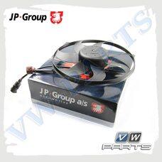 Вентилятор системы охлаждения двигателя JP Group 1199106800