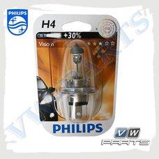 Лампа накаливания H4 12V (60/55W) Philips 12342PRB1