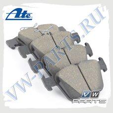 Колодки тормозные задние ATE 13.0460-7294.2