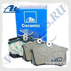 Колодки тормозные задние ATE Ceramic 13.0470-2820.2