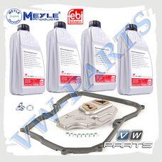 Набор для замены масла 6 АКПП Meyle-Febi-VAG 1398008