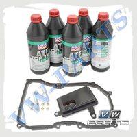 Набор для замены масла в 6 АКПП (AQ160) LIQUI MOLY