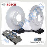 Комплект задних тормозных дисков с колодками Bosch 1798123