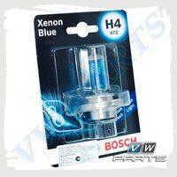 Лампа H4 12V 60/55W Bosch Xenon Blue (блистер) 1987301010