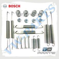 Комплект ремонтный задних барабанных колодок Bosch 1987475204