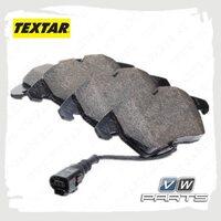 Колодки тормозные передние Textar 2374702