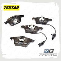 Колодки тормозные передние Textar 2395001