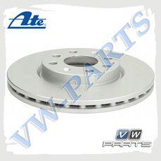 Диск тормозной задний ATE 24.0122-0211.1